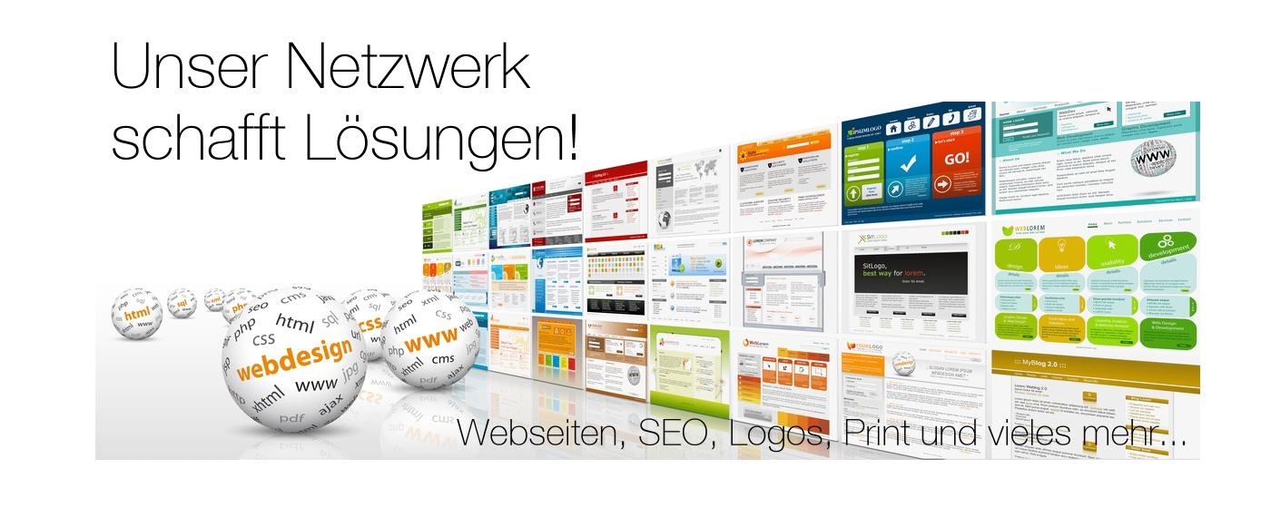 Web, Print, Drucksachen, Werbung und mehr...